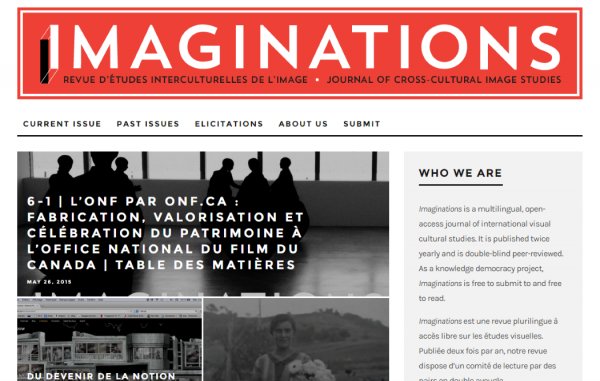 Imaginations Website